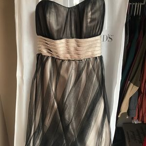 Alfred Angelo short prom gown!